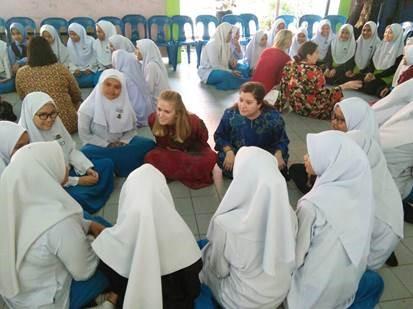 Teaching in Malaysia